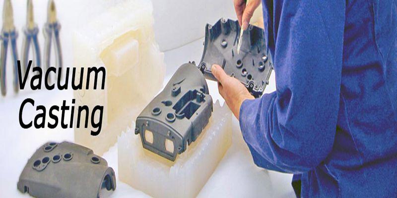 Vacuum Casting -Feature Image