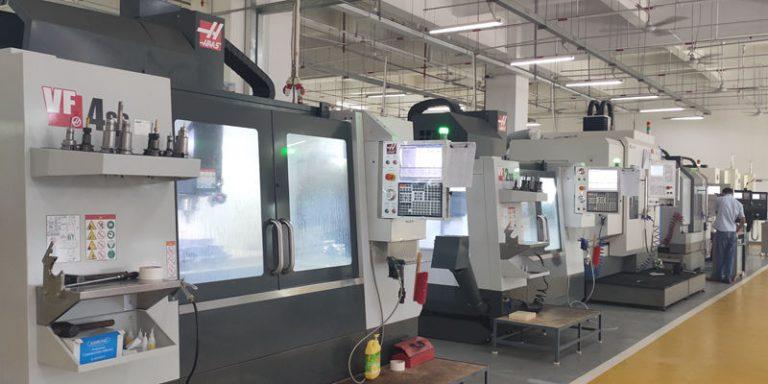 CNC machine shop-feature image