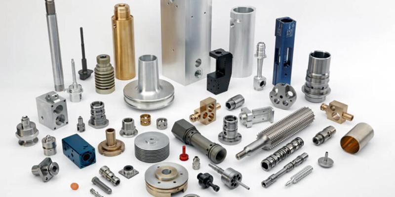 CNC-machining-matrials