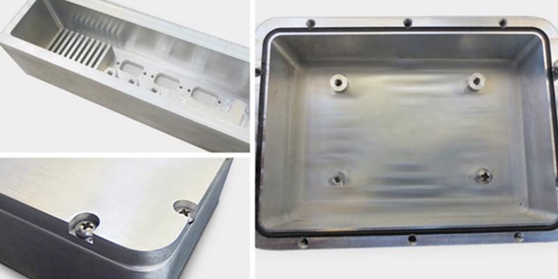 CNC aluminum enclosure-feature image