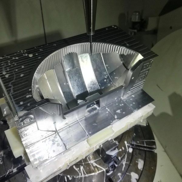 aluminum cnc machine