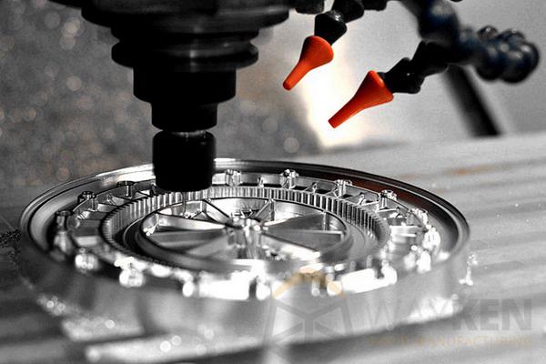 CNC Metal Machining - WayKen