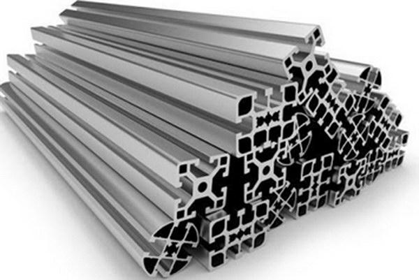 Aluminum extrusion in low-volume