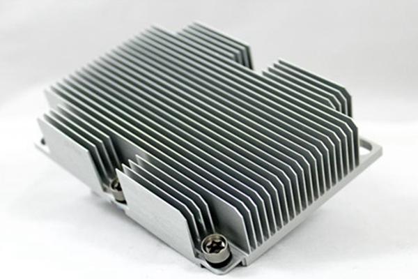 aluminum heat sink - 02