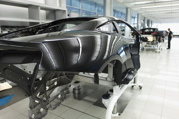 Auto Parts Manufacturing -WayKen