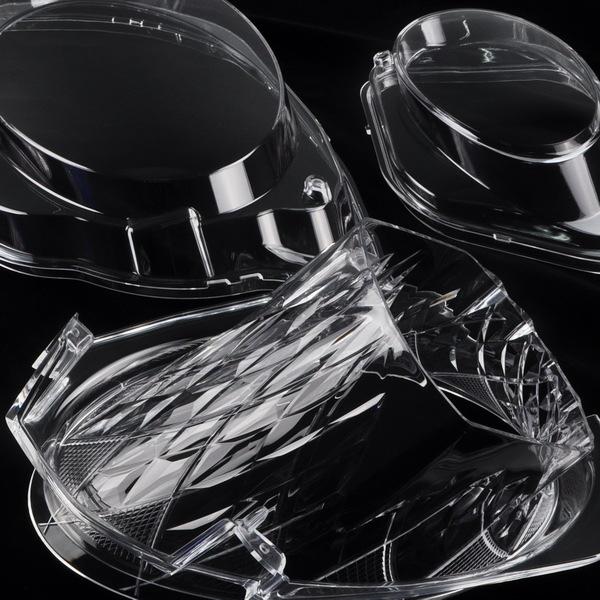 Automotive Lighting Lamps Prototypes - WayKen
