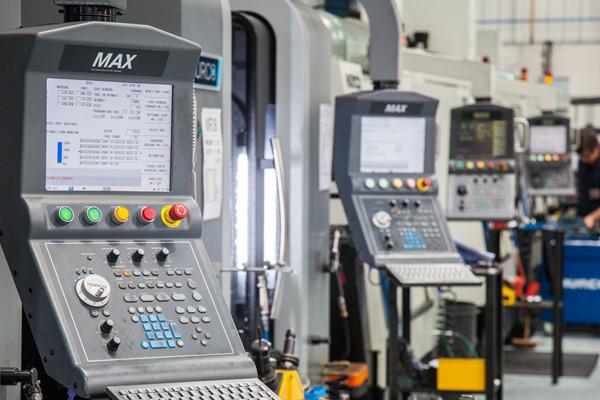advanced machining factory