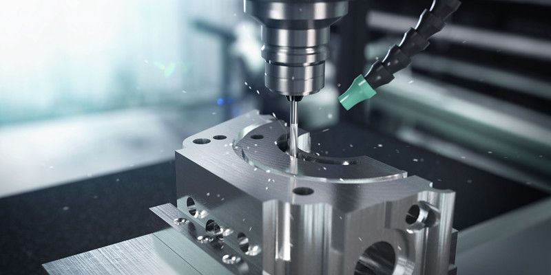 advanced machining services