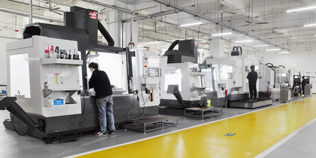 WayKen CNC machining center