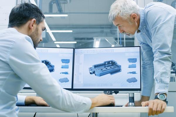 CNC model for design