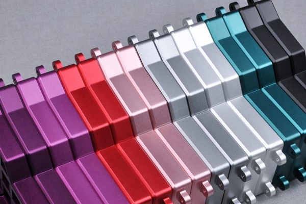 low volume anodizing aluminum